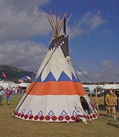 What is the Origin of Teepee?