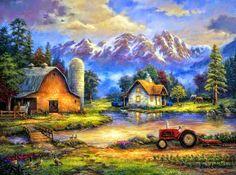 As Cores Da Arte: Chuck Pinson