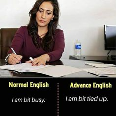Advanced English Vocabulary, English Speaking Skills, English Learning Spoken, English Idioms, English Vocabulary Words, Learn English Words, English Language Learning, Teaching English Grammar, English Phrases