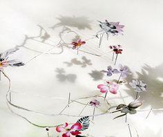 Flower Art by Anne Ten Donkelaar