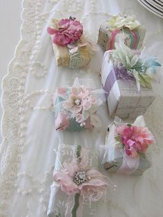 Pretty Little Parcels by Gabrielle Messina, via Flickr