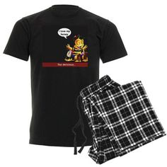 Honey, I love you  Valentines day Men's Dark Pajamas by CafePress - nice #Valentine'sDaysGifts# ideas