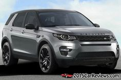 2016 Land Rover Discovery Sport Review and Price