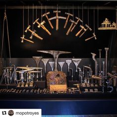 "jessesavageblacksmith: "" My next trip is to this amazing museum check it out 💥🔨 #Repost @mopotroyes with @repostapp ・・・ The boilermaker and his great anvil… #musee #troyes #museum #aube #maisondeloutil #mopo #patrimoine #savoirfaire #outil..."
