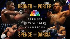 "Adrien ""The Problem"" Broner will fight Shawn ""Showtime"" Porter on June 20, 2015 at the MGM Grand in Las Vegas, Nevada! This is a must see fight! ‪#‎BronerPorter‬ ‪#‎potshotboxing‬"
