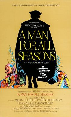 Click to View Extra Large Poster Image for A Man for All Seasons