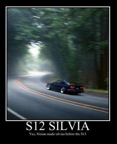 Nissan S12 Silvia