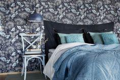 Boråstapeter Soul, malli 8359, useita värivaihtoehtoja. Värisilmä, http://kauppa.varisilma.fi/seinanpaallysteet/nonwoven-tapetit/soul/ #tapetti #makuuhuone
