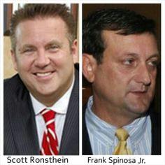 Scott Rothstein & Frank Spinosa Jr