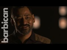 Artist Imran Qureshi introduces 'Where the Shadows are so Deep' in The Curve - YouTube