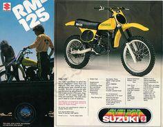 1978 RM125C