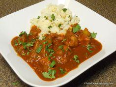 Hello Jody: HCG Phase 2 - Chicken Vindaloo with Miracle Rice or Cauliflower