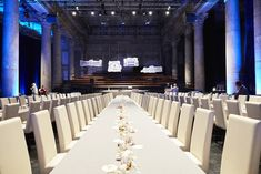 Odeon Theatre - Corporate Event in Vienna by Fridi Nefe Studio Apartments, Gala Dinner, Indoor Outdoor, Corporate Events, Vienna, Theatre, Table Decorations, Furniture, Home Decor