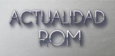 Actualidad ROM diseño 2