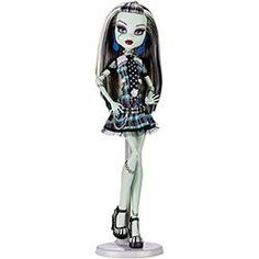 Monster High Originais - Frankie Stein - Mattel