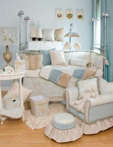 Glenna Jean Central Park - This is our nursery collection for our new little bundle! So exciting!