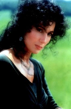 ALEXANDRA, DARK-HAIRED WITCH OF EASTWICK - CHER