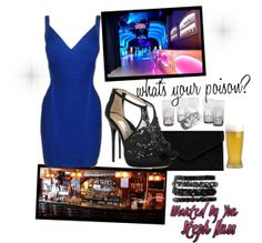 Judge's Bar and club Poison