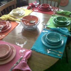 Fiesta -- I love a lot of Color!!