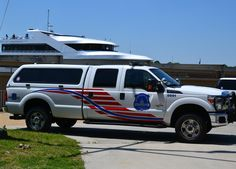 I took this photograph on the Washington DC waterfront. This police car is larger than most cop cars in DC. For Potomac River Emergencies Dc Police, Police Truck, Police Patrol, Police Cars, Police Vehicles, Emergency Vehicles, Sirens, Radios, 4x4