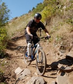 Mountain Bike Trails of North County San Diego