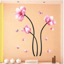 Pvc DIY sala TV quarto fundo Hangings decalques Wallpaper adesivo decoração parede TC927(China (Mainland))
