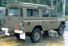land rover series 1 station wagon - Google Search