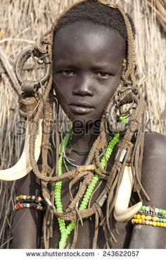 mursi tribe omo valley