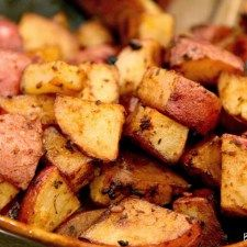 Parmesan & Herb-Crusted Pork Chops - Bitz & Giggles