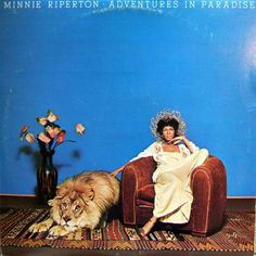 Adventures In Paradise Minnie Riperton (The Crusaders. Joe Sample. Larry Carlton. Stevie Wonder. Stewart Levine  )....