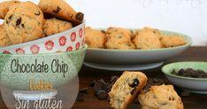 Me encanta hacer estas galletas !!! Son súper fáciles, rápidas y riquísimas!!! Son unas galletas típicas de Estados Unidos, y cuyos ingredie...