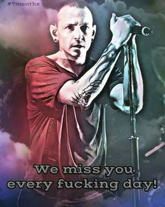 chester is still and always will be my hero <3