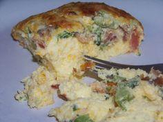 Broccoli Bacon Egg Casserole Recipe on Yummly. @yummly #recipe