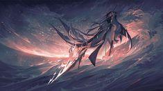 Anime Drawings Sketches, Cool Art Drawings, Character Art, Character Design, Digital Art Beginner, Anime Angel, Fantasy Artwork, Nature Photos, Fantasy Characters
