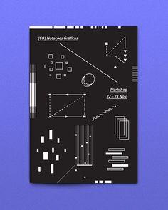 Cover Design // electro-graphic:  Notações Gráficas//Raquel Peixoto