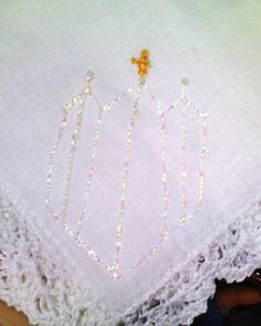 LDS Young Women Activity Ideas and More!: Temple Handkerchief