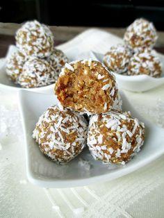 No-Bake Chestnut Balls