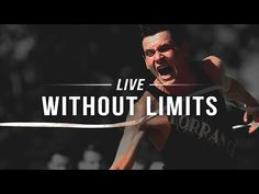 LIVE WITHOUT LIMITS - Motivational Video (ft. Eddie Pinero) - YouTube