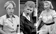 "Funny scenes from ""I Love Lucy""."