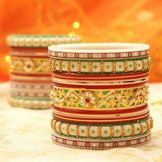 Jewerly Collection Punjabi 48 Ideas For 2019 Silk Bangles, Bridal Bangles, Indian Bangles, Bridal Jewelry, Beaded Bracelets, Indian Jewellery Design, Jewelry Design, Silver Purses, Indian Wedding Jewelry
