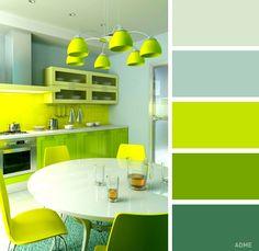 20идеальных сочетаний цветов винтерьере кухни