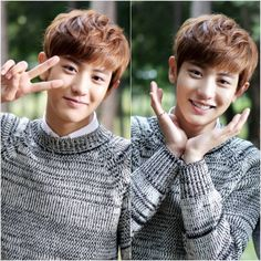EXO's Chanyeol shows aegyo in additional BTS photos from K.Will's 'You Don't Know Love' MV   allkpop.com