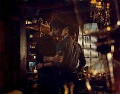Your power doesn't just come from your magic. It comes from your inner strength which you're overflowing with. Jace Wayland, Alec Lightwood, Malec Kiss, Maia Roberts, Shadowhunters Season 3, Magnus And Alec, Shadowhunters The Mortal Instruments, Matthew Daddario, Clace