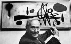 Spanish painter Joan Miro changed styles every few years, challenging the conventions of art. Rita Braver reports on a new museum exhibit celebrating Miro's long and storied career. Pablo Picasso, Spanish Painters, Spanish Artists, Salvador Dali, Kandinsky, Miro Artist, Ecole Art, New Museum, Museum Exhibition