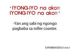 Pinoy Jokes Hub: Pinoy jokes 5, 2016 Hugot Lines Tagalog Funny, Tagalog Quotes Funny, Bisaya Quotes, Tagalog Quotes Hugot Funny, Pinoy Quotes, Pinoy Jokes Tagalog, Memes Pinoy, Filipino Quotes, Filipino Funny
