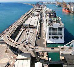 MarPort Activities : Puerto de Barcelona