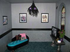 Monster High doll house