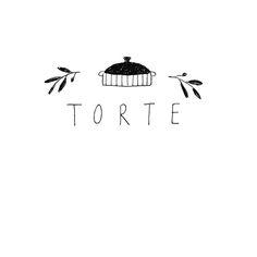 Torte logo by Ryn Frank www.rynfrank.co.uk