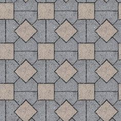 Textures Texture seamless | Paving concrete mixed size texture seamless 05563 | Textures - ARCHITECTURE - PAVING OUTDOOR - Concrete - Blocks mixed | Sketchuptexture