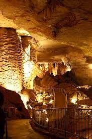 Cathedral Caverns State Park, Woodville, Alabama